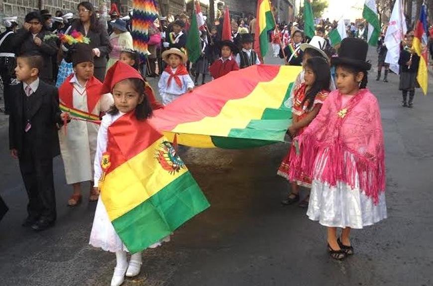 Felicidades Bolivia!!!