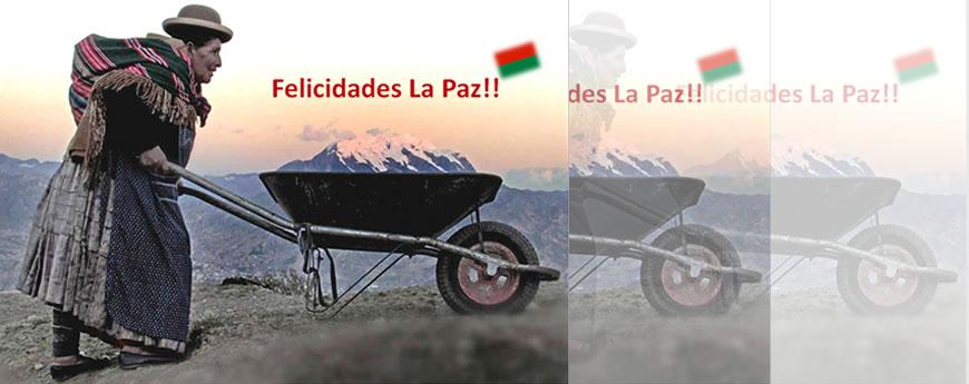Felicidades La Paz!!!