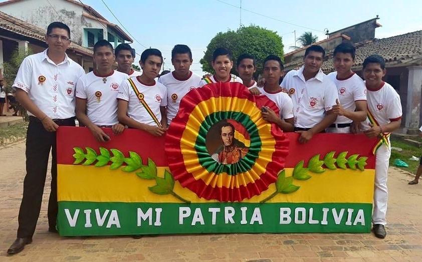 Estudiantes de la Arajuruana